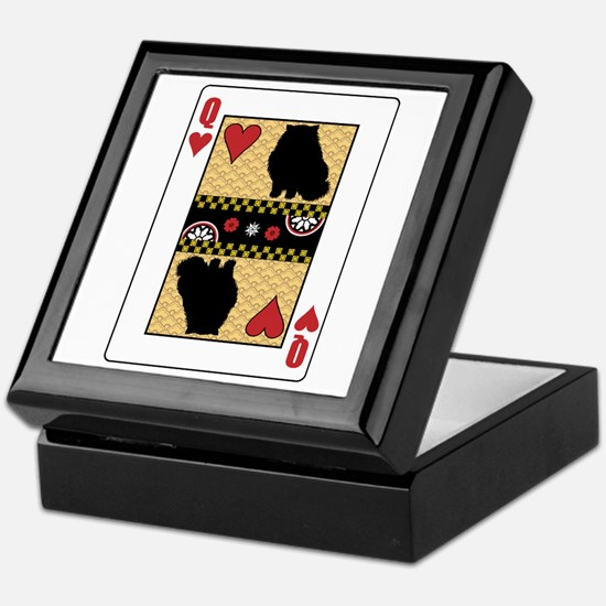 Queen Himalayan Keepsake Box
