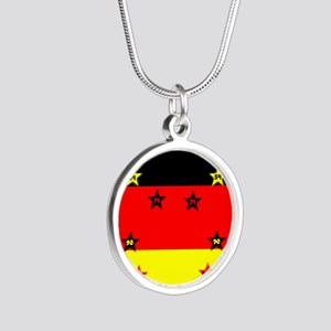 Germany four Stars Necklaces