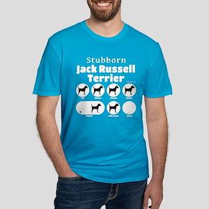 Stubborn JRT v2 Men's Fitted T-Shirt (dark)