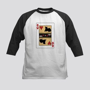 Queen Burmese Kids Baseball Jersey
