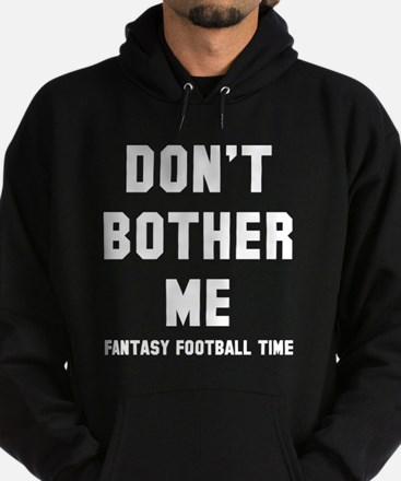 Don't bother me FF Hoodie (dark)