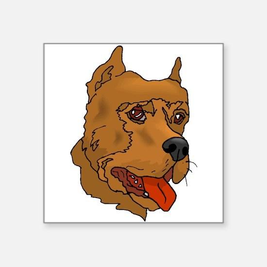 Perro de Presa Canario Sticker