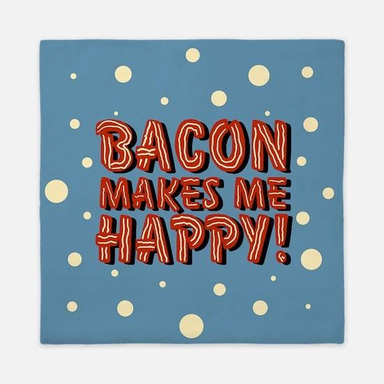 bacon-makes-me-happy_b.png Queen Duvet