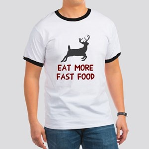 Eat more fast food Ringer T