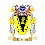 Hantschke Square Car Magnet 3