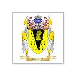 Hantschke Square Sticker 3