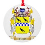 Hanson Round Ornament