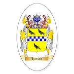 Hanson Sticker (Oval)