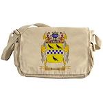 Hanson Messenger Bag