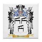 Hanson 2 Tile Coaster