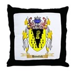 Hanslick Throw Pillow
