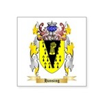 Hansing Square Sticker 3