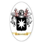 Hansford Sticker (Oval)