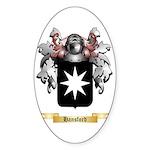 Hansford Sticker (Oval 50 pk)