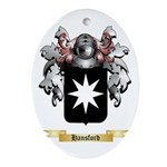 Hansford Ornament (Oval)