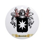 Hansford Ornament (Round)
