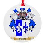 Hansen (Sweden) Round Ornament