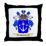Hansen (Denmark) Throw Pillow