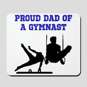 GYMNAST DAD Mousepad