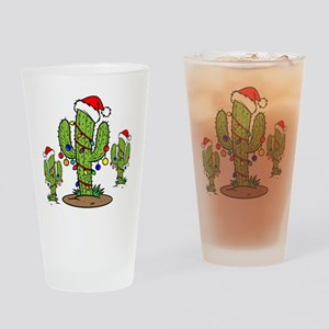 Funny Arizona Christmas  Drinking Glass