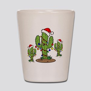 Funny Arizona Christmas  Shot Glass