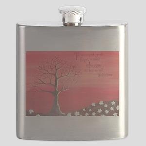 Fall Inspiration Flask