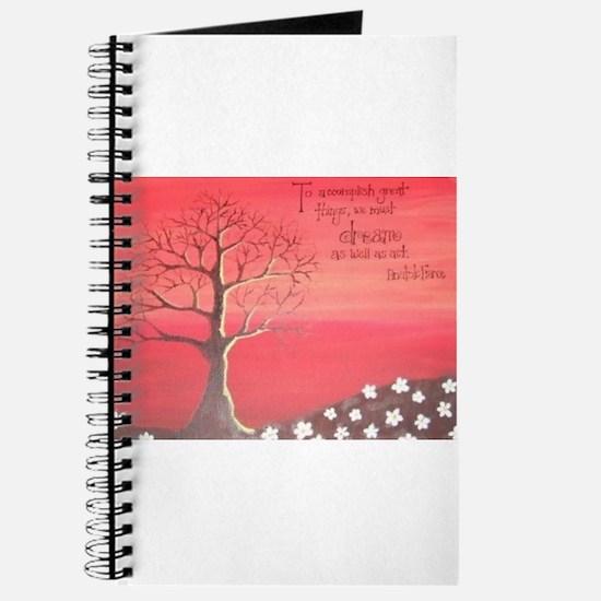 Fall Inspiration Journal