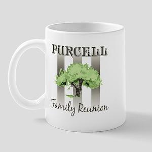 PURCELL family reunion (tree) Mug