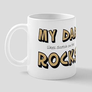 My Dad... Rocks Mug