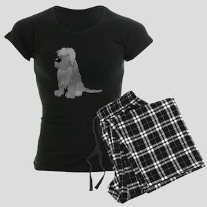Polish Lowland Sheepdog Pajamas