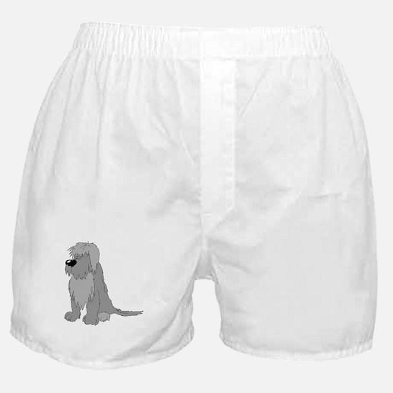 Polish Lowland Sheepdog Boxer Shorts