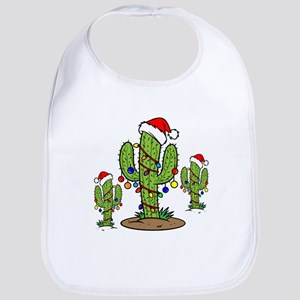 Funny Arizona Christmas Bib