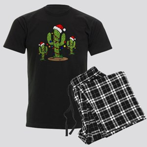 Funny Arizona Christmas Men's Dark Pajamas
