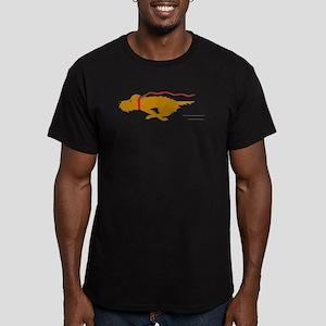 Dog Running T-Shirt