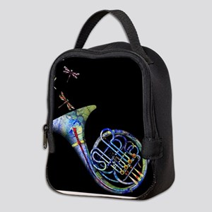 French Horn Neoprene Lunch Bag