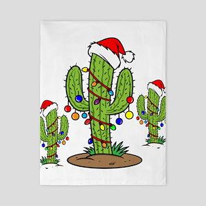 Funny Arizona Christmas Twin Duvet