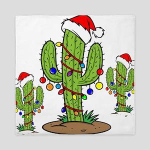 Funny Arizona Christmas Queen Duvet