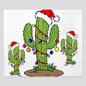 Funny Arizona Christmas King Duvet