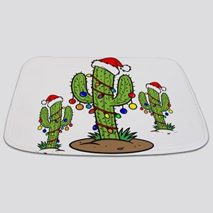 Funny Arizona Christmas Bathmat