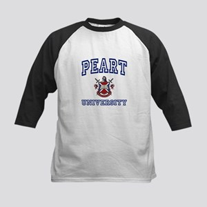 PEART University Kids Baseball Jersey
