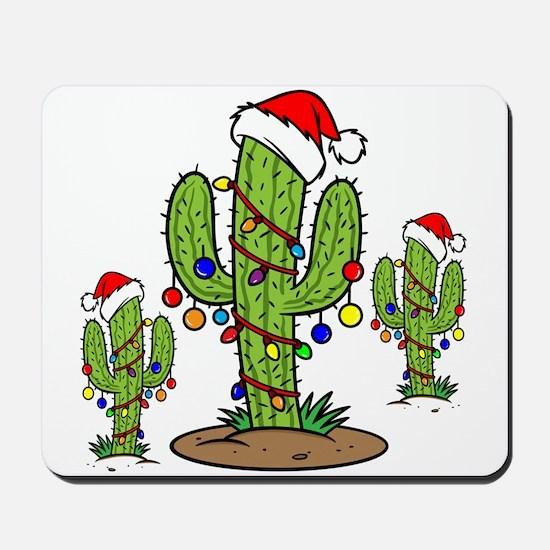 Funny Arizona Christmas Mousepad