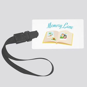 Memory Lane Luggage Tag