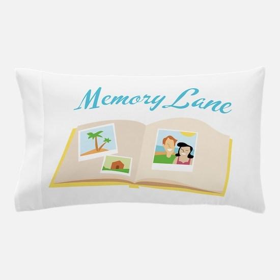 Memory Lane Pillow Case
