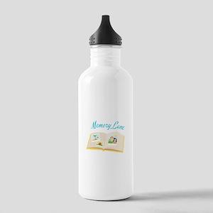 Memory Lane Water Bottle