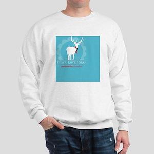 Peace.Love.Parks  Sweatshirt