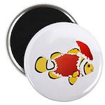 Christmas Clownfish Magnets