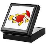 Christmas Clownfish Keepsake Box