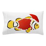 Christmas Clownfish Pillow Case