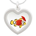 Christmas Clownfish Necklaces