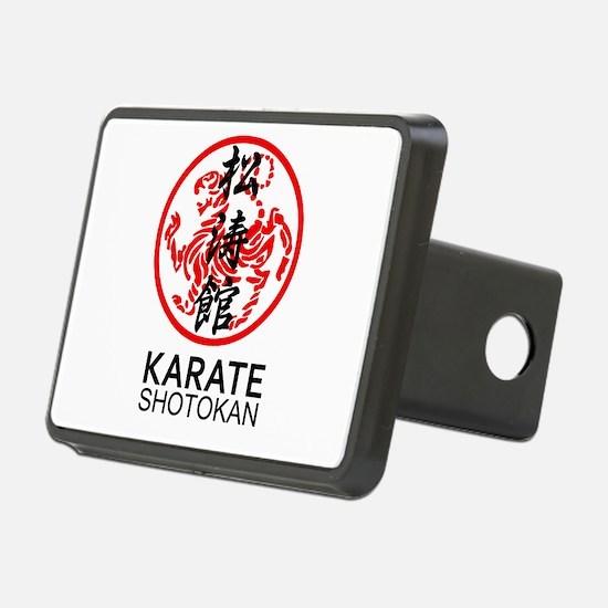 Shotokan Karate symbol and Hitch Cover